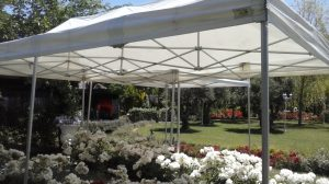 Carpa plegable 6x3.
