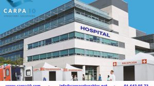 CARPA HIGIENIZADAS HOSPITAL email y telefono